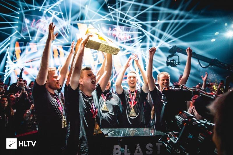 Dünya devi Astralis BLAST Pro Series Lisbon 2018'den de şampiyonlukla ayrıldı