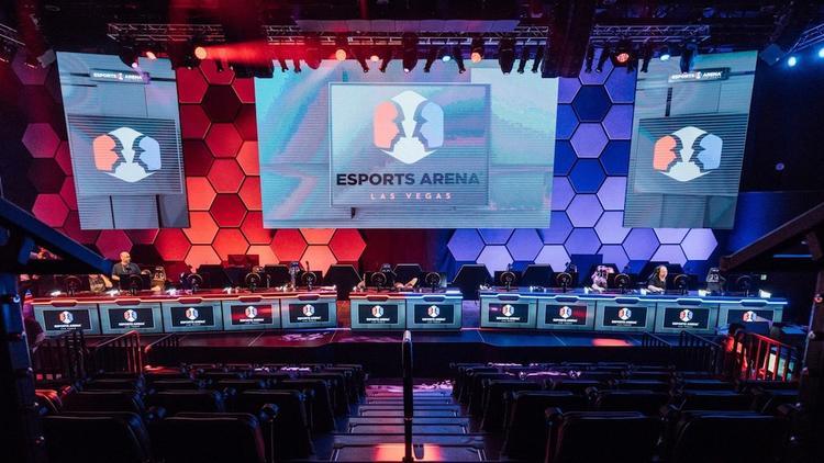 HyperX ve Allied Esports, HyperX Esports Arena Las Vegas'ı duyurdu