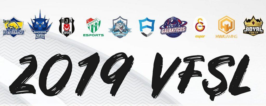 LoLespor, VF Şampiyonluk Ligi kadrolarını tanıttı