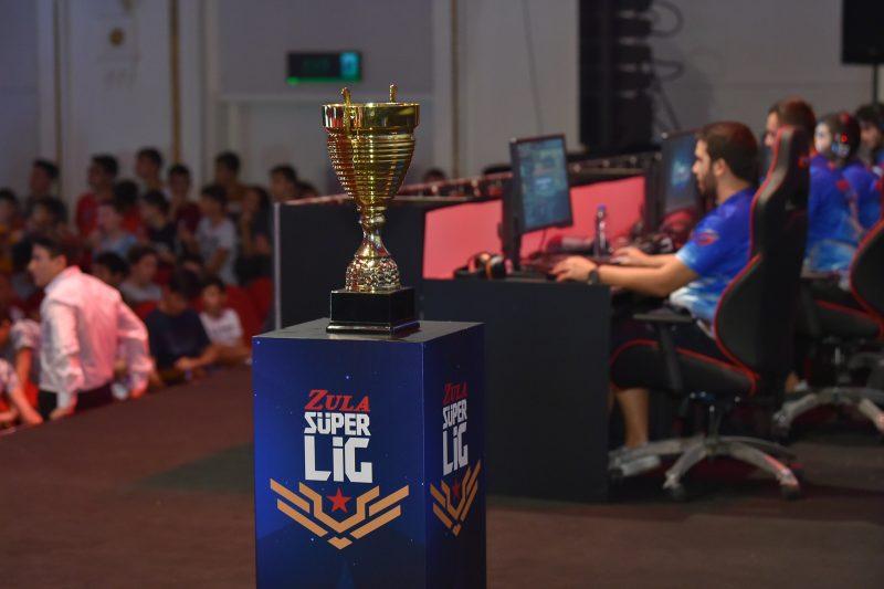 Zula Süper Lig'de ikinci sezonun lig aşaması tamamlandı