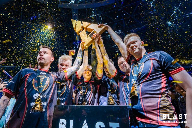 BLAST Pro Series Madrid 2019 şampiyonu: ENCE!