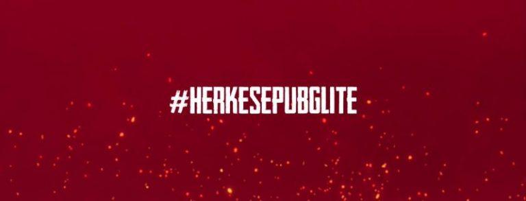 PUBG LITE 23 Mayıs'da Türkiye'de